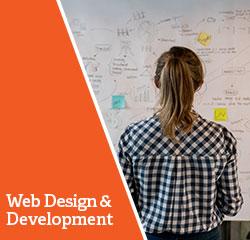Web, Mobile App Design Tile