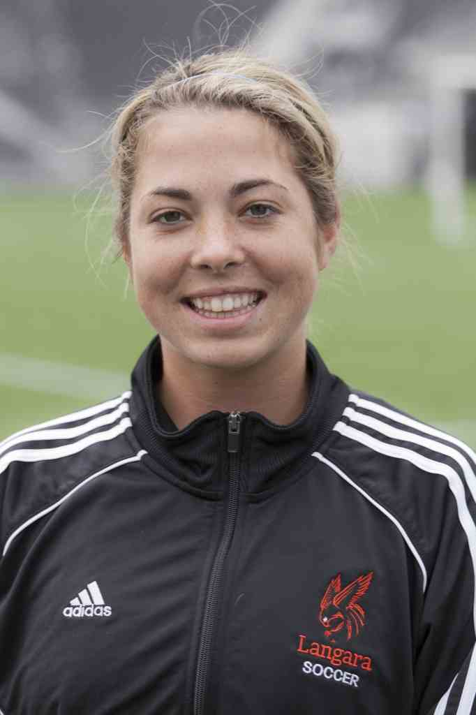Langara Falcons All-Canadian Lana Rockhil